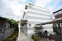 レオパレスグリーンスタジオ伊丹[203号室]の外観