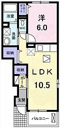 深井駅 5.8万円
