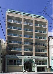 カザリーノビル[8階]の外観