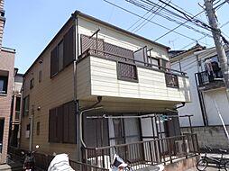 うぐいす荘[1階]の外観