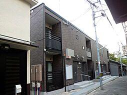 大阪府大阪市北区樋之口町の賃貸アパートの外観