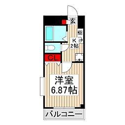 新座駅 6.2万円