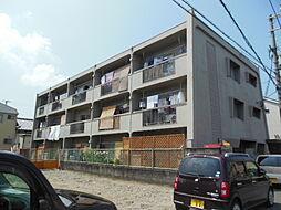 大阪府堺市西区浜寺諏訪森町西3丁の賃貸マンションの外観