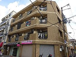 大阪府大阪市住之江区中加賀屋3丁目の賃貸マンションの外観