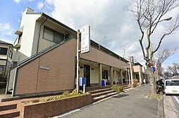 京都府八幡市八幡柿ケ谷の賃貸マンションの外観