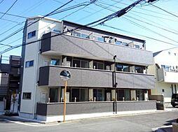 石神井台ガーデンテラス[201号室号室]の外観