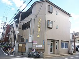 大阪府守口市菊水通3丁目の賃貸アパートの外観