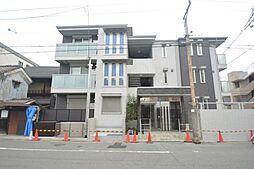 南海高野線 帝塚山駅 徒歩5分の賃貸アパート