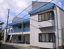 兵庫県西宮市荒木町の賃貸アパートの外観