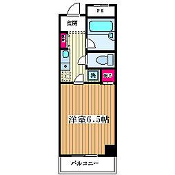 エールマンション[308号室]の間取り