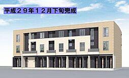 愛知県名古屋市西区五才美町の賃貸アパートの外観