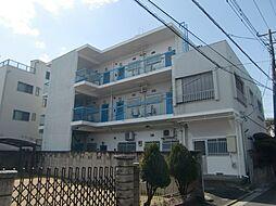 霞コーポ貸家[1階]の外観