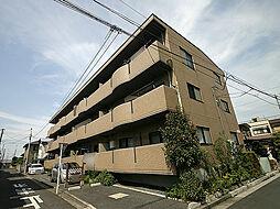 埼玉県上尾市栄町の賃貸マンションの外観