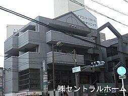 ライブコート三国ヶ丘[4階]の外観