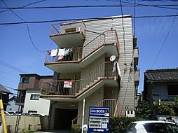 ロイヤルコーポ[4階]の外観