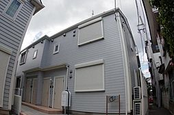 東京都豊島区池袋本町3丁目の賃貸アパートの外観