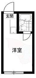 新井薬師前駅 4.0万円