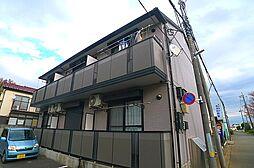ジュネスK[1階]の外観