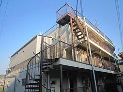 兵庫県神戸市長田区高東町2丁目の賃貸マンションの外観