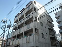 サクセス江坂[4階]の外観