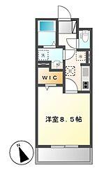 太閤アイサンメゾン[2階]の間取り