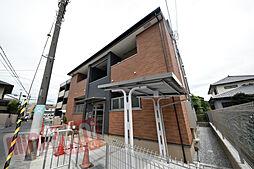 兵庫県伊丹市桜ケ丘2丁目の賃貸アパートの外観