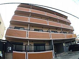 ローレル関大前[1階]の外観