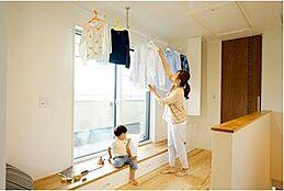 当社施工例 ご家族のスタイルに合った住まいをご提案します。プランや資金のご相談も、お気軽に。
