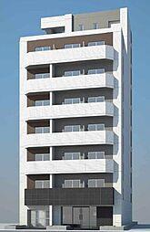 ハーモニーレジデンス東京イースト002[2階]の外観