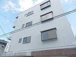 ハイム平野E・F棟[4階]の外観