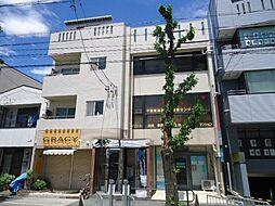 愛知県名古屋市中村区鳥居通4丁目の賃貸マンションの外観