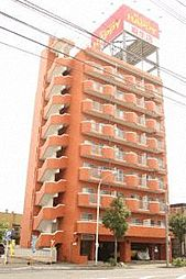 北海道札幌市北区北三十五条西4丁目の賃貸マンションの外観