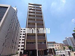 レジディア久屋大通II[9階]の外観