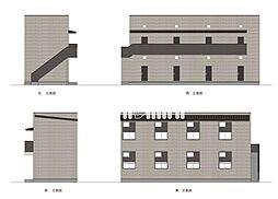 F・Fプレミア[1階]の外観