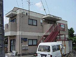 愛知県一宮市今伊勢町宮後字東茶原の賃貸アパートの外観