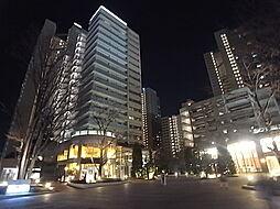 パークシティ柏の葉キャンパスA棟[30階]の外観