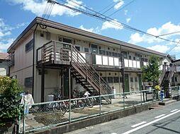 兵庫県伊丹市船原2丁目の賃貸アパートの外観