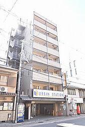 京都府京都市上京区役人町の賃貸マンションの外観