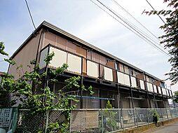第一国田荘[105号室号室]の外観