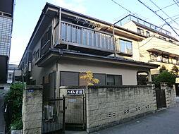 東京都北区王子5丁目の賃貸アパートの外観