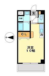 サンケイホープス[2階]の間取り
