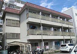 埼玉県川越市脇田本町の賃貸マンションの外観