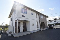 神奈川県小田原市成田の賃貸アパートの外観