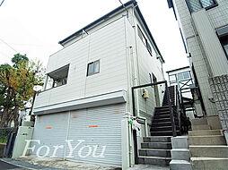 兵庫県神戸市灘区灘北通5丁目の賃貸マンションの外観