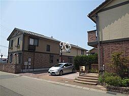 [テラスハウス] 兵庫県三木市平田 の賃貸【/】の外観
