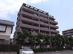 ライオンズマンション船橋薬園台第5[3階]の外観