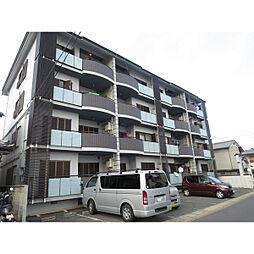 北前田マンション[104号室]の外観