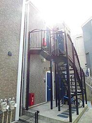 ハーミットクラブハウス大岡[1階]の外観