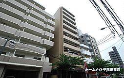 ライオンズマンション橦木[6階]の外観