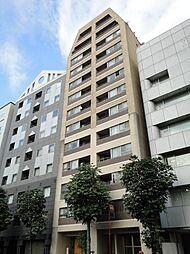 ライフェール新宿御苑ノースサイド[4階号室]の外観